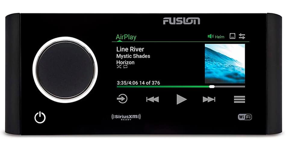 Touchscreen Marine Stereo