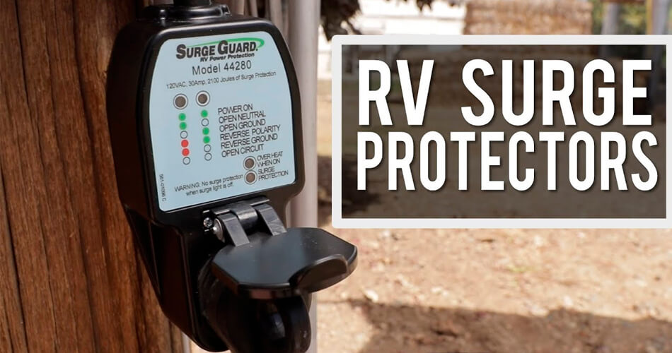 RV Surge Protection [Problems and Tips]