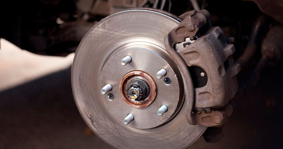 Replace the Brake Pads and Rotors in 2021