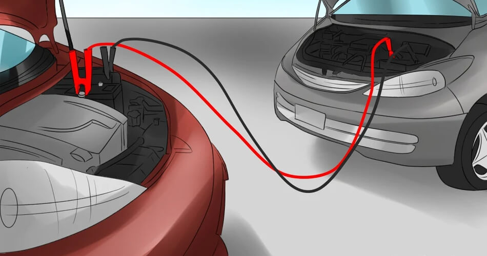 Safely Jump Start Another Car - 16 Easy Steps