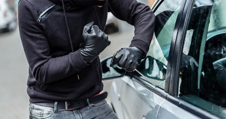 Why Auto Thefts and Burglaries Are on the Rise in 2021