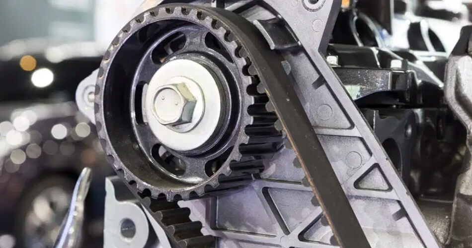 A Simple Explanation- how work a Timing Belt